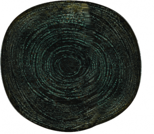 Bonna' Gourmet Flat plate Freya Wood (12pcs)