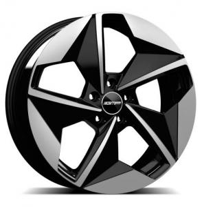 Cerchi in lega  GMP Italia  E-motion  20''  Width 7,5   5x112  ET 44  CB 57,1    Black Diamond