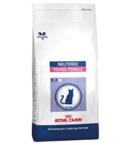 Royal Canin - Veterinary Care Nutrition - Neutered Young Female - 1.5kg