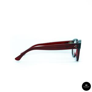 Dandy's eyewear Giorgio Rosso trasparente