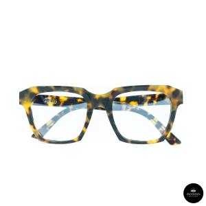Dandy's eyewear Fobico Avana Gialla, Rough Version