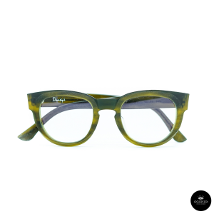 Dandy's eyewear Bill Verde Trasparente, Rough version
