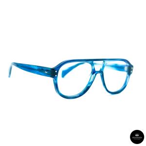 Dandy's eyewear, GIUSEPPE Blu trasparente
