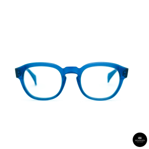 Dandy's eyewear Eraclito Blu trasparente, Rough version