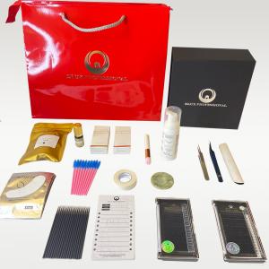 Kit para Extensiones de pestañas para principiantes, DLux Professional