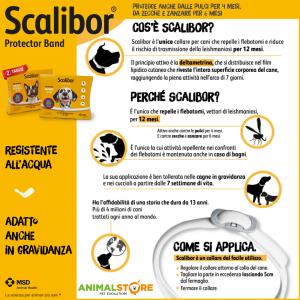 MSD - Scalibor - Cane piccolo/medio