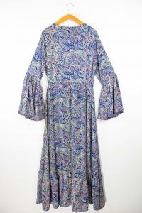 Abito lungo taglia comoda. Abbigliamento etnico donna online