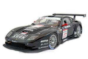 Ferrari 575 GTC Team  J.M.B. #17 Donnington  2004  1/18 Kyosho