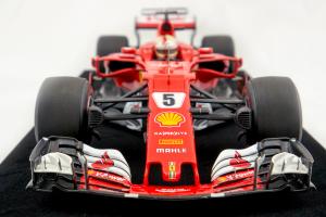 Ferrari SF70-H Monaco GP 2017 1/18 Looksmart