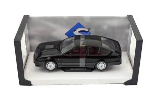 Alfa Romeo  GTV6 Metallic Black 1984 1/18 Solido