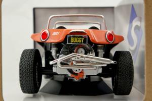 Buggy Meyers Manx Orange Soft Roof 1/18 Solido