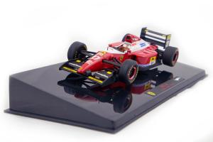 Ferrari F93 A J. Alesi Italy GP 1993 1/43 Hot Wheels