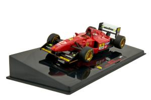 Ferrari 412 T1 J. Alesi GB GP 1994 1/43 Hot Wheels