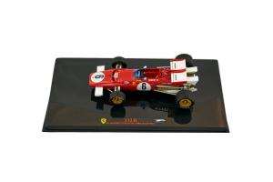 Ferrari 312B M. Andretti South Africa GP 1971 1/43 Hotwheels