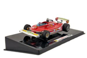 Ferrari 312 T4 J. Scheckter Italy GP 1979 1/43 Hot Wheels