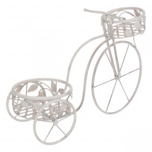 Bicicletta portavasi decorativa in ferro