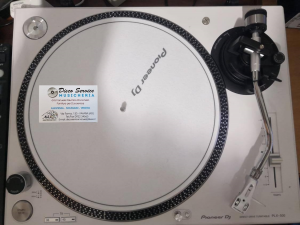 GIRADISCHI PIONEER PLX-500 W USATI