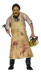 *PREORDER* Texas Chainsaw Massacre Action Figure: ULTIMATE LEATHERFACE - 40th ANNIVERSARY by Neca
