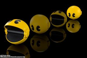 *PREORDER* Pac-Man: PAC-MAN WAKA-WAKA by Bandai Tamashii