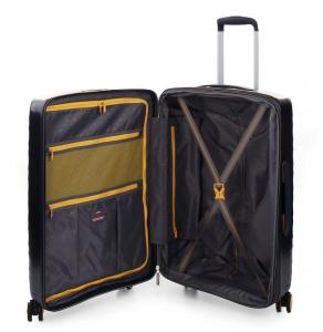 Roncato - STELLAR Trolley Medio Espandibile 64 Cm - 414702 NAVY