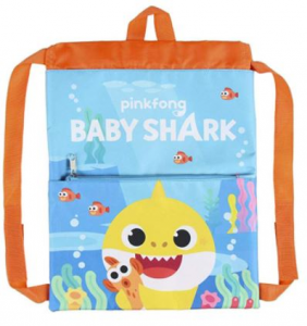 Sacco Termico Baby Shark dim. 27x33 cm