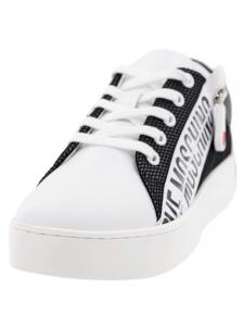 Love Moschino Sneakers Donna Bianca/nera