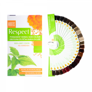 TINTA RESPECT COLOR 21 ROSSO HENNE