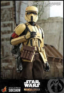 *PREORDER* Star Wars - The Mandalorian Action Figure 1/6: SHORETROOPER by Hot Toys