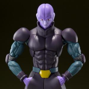 *PREORDER* Dragon Ball Super - S.H. Figuarts Action Figure: HIT by Bandai Tamashii