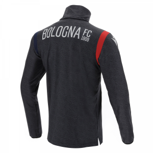 CASACCA TRAINING A COLLO ALTO E MANICA LUNGA STAFF 2020/21 (Adulto) Bologna FC