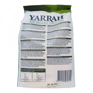 Biscotti vegetariani Yarrah