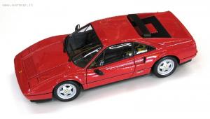 Ferrari 328 Gtb 1988 Red 1/18 Kyosho