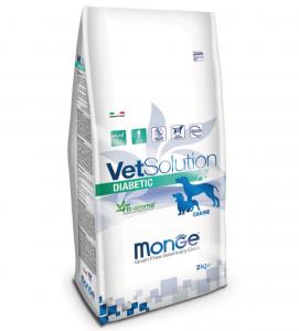 Monge - VetSolution Canine - Diabetic - 2kg
