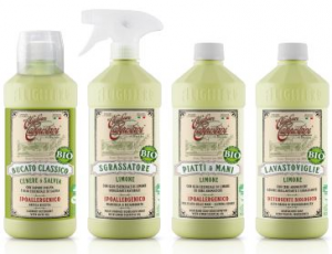 Detergente Lavastoviglie Bio