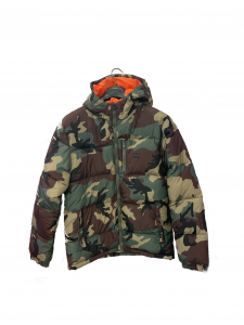 Giacca Billabong KIDS Newport Down Camo