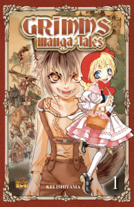 GRIMMS MANGA TALES deluxe box