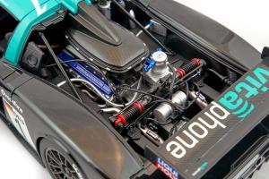 Maserati Mc12 Fia Gt1 Championship 2010 Winner M. Bartels A. Bertolini #1 1/18 Autoart