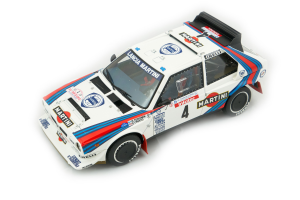 Lancia Delta S4 Tour  De  Corse 1986 Toivonen/Cresto 1/18 Autoart