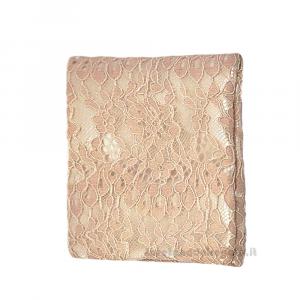 Portaconfetti piatto Cipria 10.5x13.5 cm - Sacchetti battesimo bimba