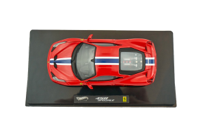 Ferrari 458 Speciale Rossa 1/43 Hot Wheels