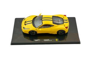 Ferrari 458 Speciale Gialla 1/43 Hot Wheels