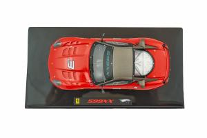 Ferrari 599 Xx #3 1/43 Hot Wheels