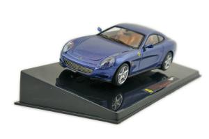 Ferrari 612 Scaglietti Blue 1/43 Hot Wheels