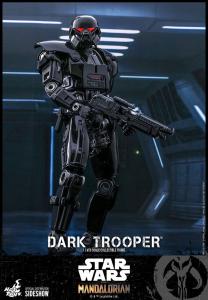 *PREORDER* Star Wars - The Mandalorian: DARK TROOPER 1/6 by Hot Toys