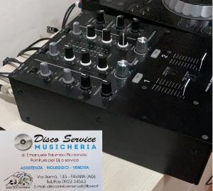MIXER PIONEER DJM-250 MK2 USATO