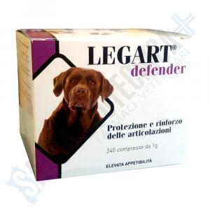 Legart Defender 240 compresse - condroprotettore per cani - Aurora Biofarma