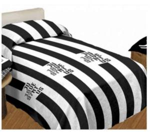 Copriletto FC Juventus in Cotone 170X270 - Singolo
