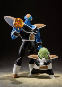*PREORDER* Dragon Ball Z - S.H. Figuarts Action Figure: BURTER & GULDO by Bandai Tamashii