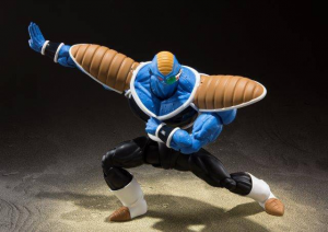*PREORDER* Dragon Ball Z - S.H. Figuarts Action Figure: BURTER & GULDO by Bandai Tamashii