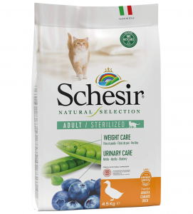 Schesir Cat - Natural Selection - Sterilizzato - 4.5kg